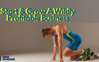Start & Grow A Wildly Profitable Business