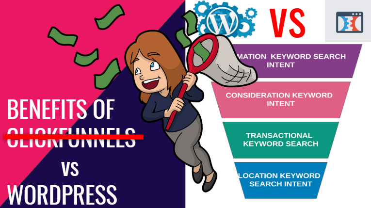 BENEFITS OF WORDPRESS OVER CLICKFUNNELS