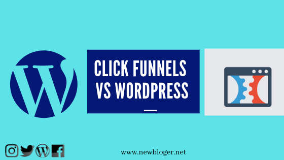CLICK FUNNELS VS WORDPRESS