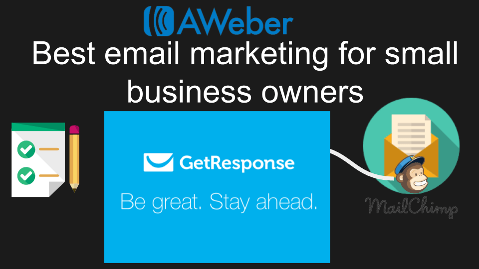 How To Choose Best email marketing for small business owners