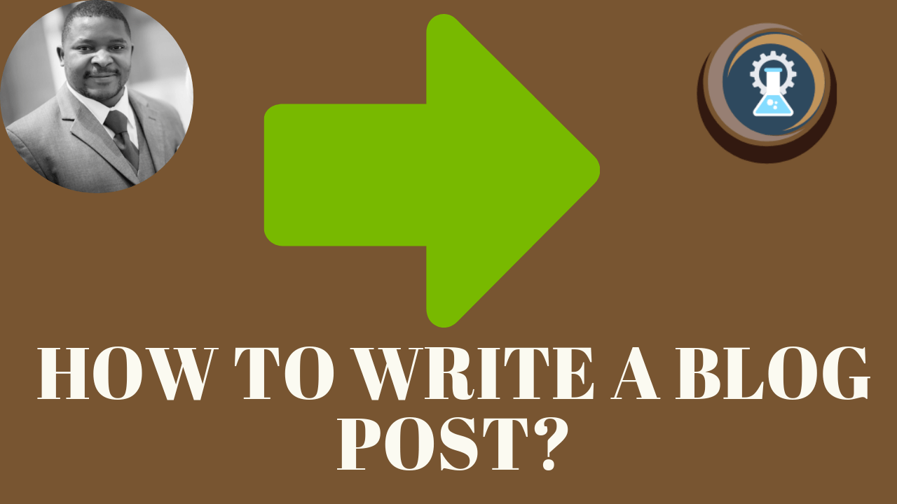 HOW TO WRITE A BLOG POST WELL